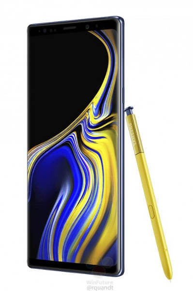 Samsung Galaxy Note 9 характеристики