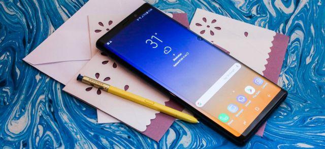 Пять причин купить Galaxy Note 9, а не Galaxy S9+