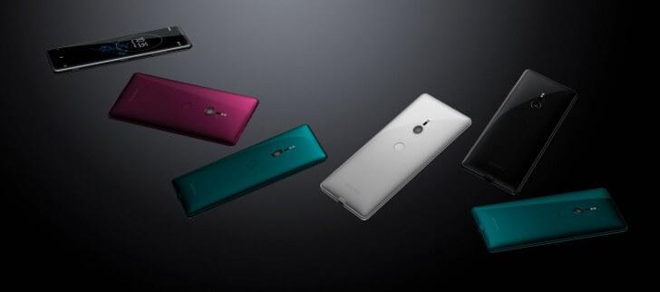 Sony Xperia XZ3 характеристики железа