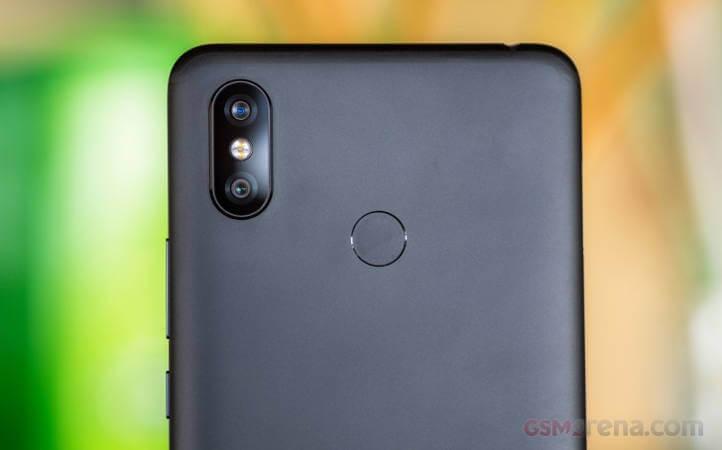 Xiaomi Mi Max 3 камера
