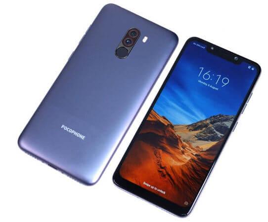 Xiaomi Pocophone F1 характеристики