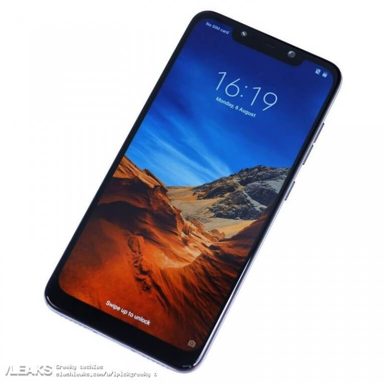 смартфон Xiaomi Pocophone F1: цена, дата выхода