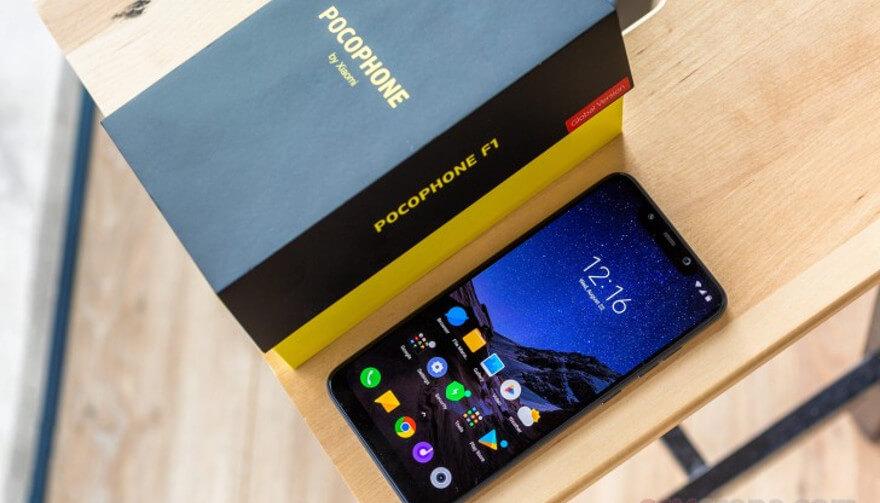 Xiaomi Pocophone F1: обзор , тесты, сравнение