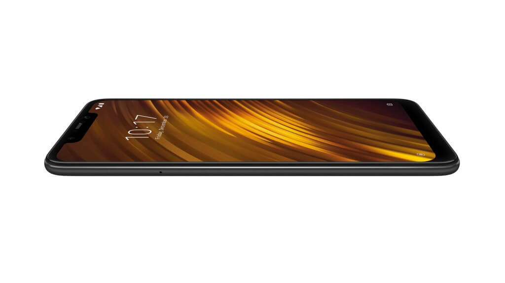 Xiaomi Pocophone F1: цена, дата выхода
