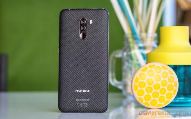 Xiaomi Pocophone F1 обзор