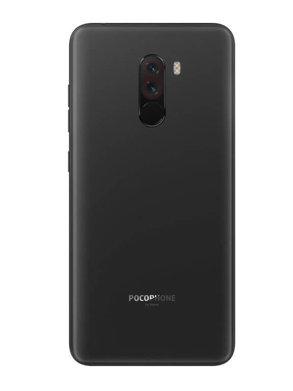 Характеристики камеры Pocophone F1