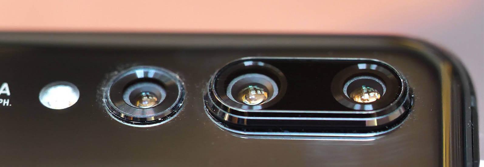 Рейтинг камерофонов DxOMark: Huawei P20 Pro и HTC U12+
