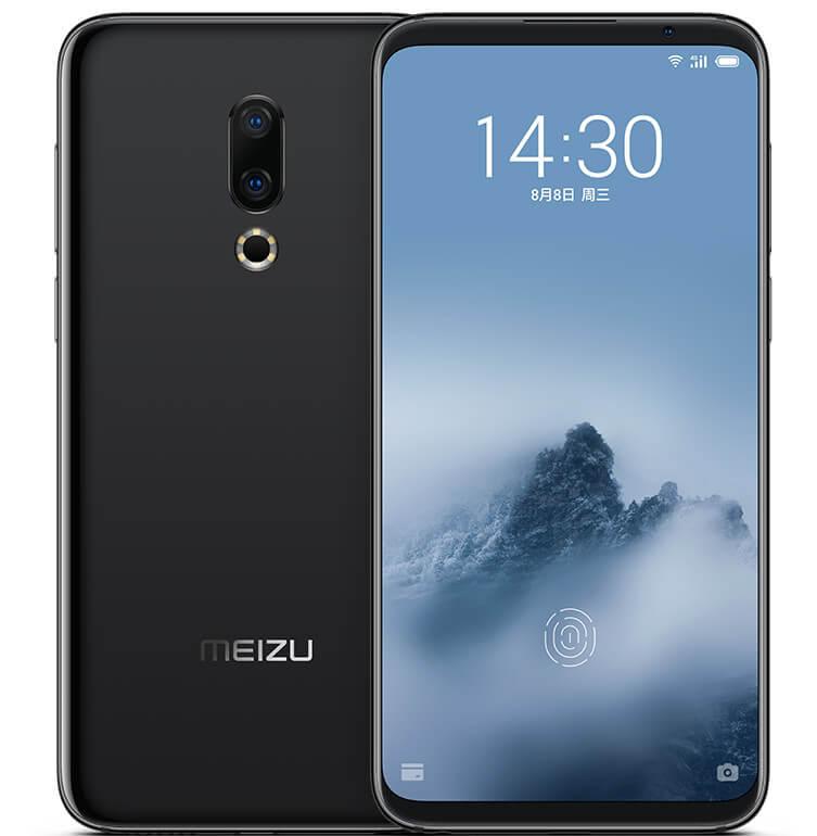 лучшие телефоны 2018: meizu 16 plus