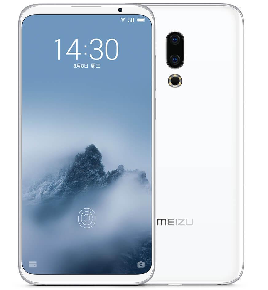 Meizu 16 и Meizu 16 Plus характеристики цена