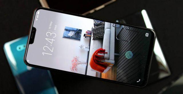 vivo X21 — первый смартфон с UD сканером