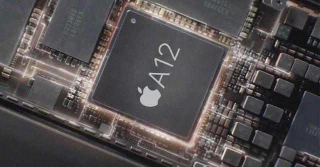 процессор A12 Bionic характеристики
