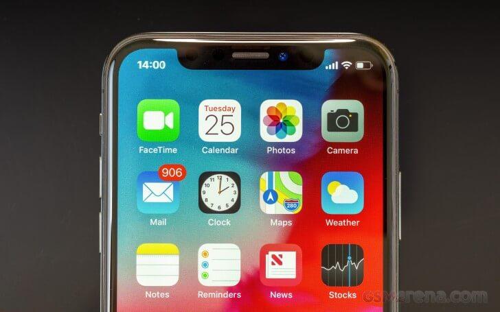 новый iPhone Xs обзор и тесты экрана