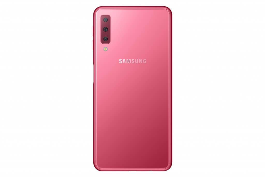 Samsung Galaxy A7 2018 дата выхода характеристики