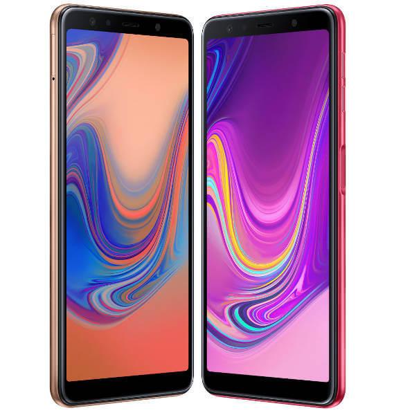 Samsung Galaxy A7 2018 дата выхода