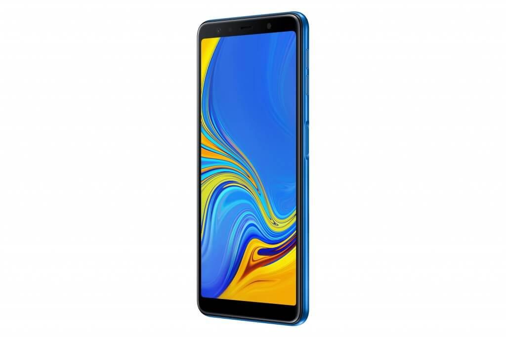 Galaxy A7 2018 характеристики дата выхода