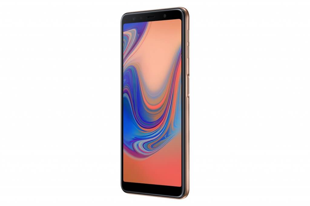 Galaxy A7 2018 цена