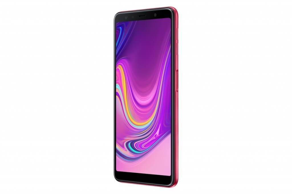 Galaxy A7 2018 характеристики цена