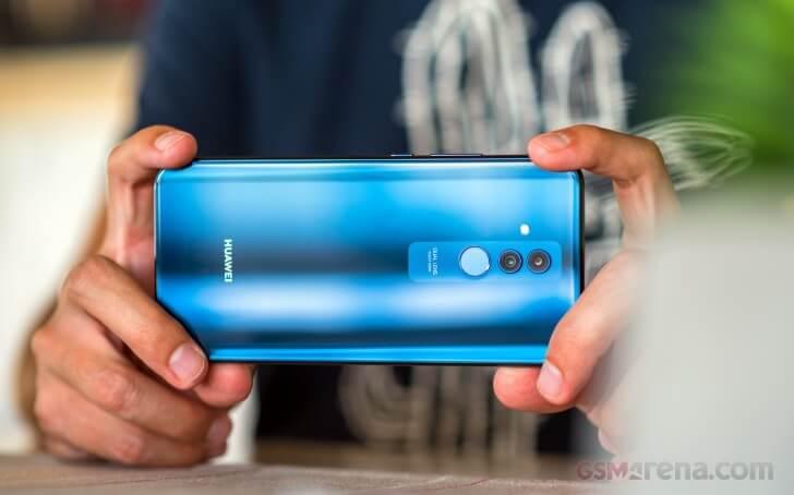 смартфон Huawei Mate 20 Lite обзор