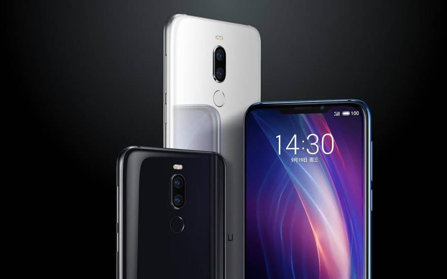 смартфон Meizu X8 характеристики