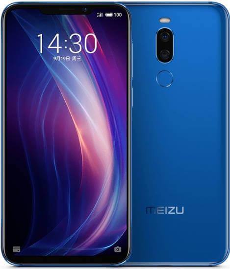 Meizu X8 характеристики дата выхода