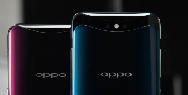 Телефон Oppo Find X: обзор