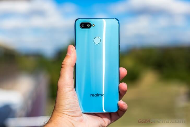 Oppo realme 2 Pro: камера