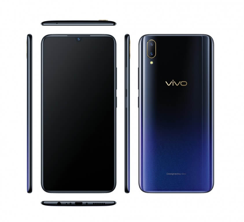 Vivo V11 характеристики цены