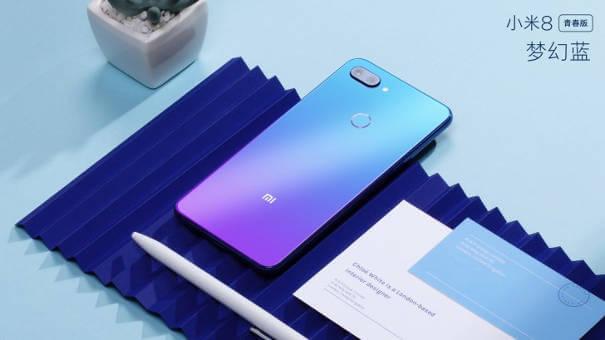 Xiaomi Mi 8 Lite характеристик цена