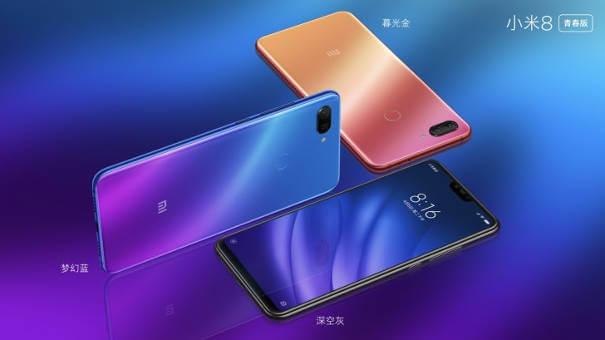 Xiaomi Mi 8 Lite характеристики дата выхода цена