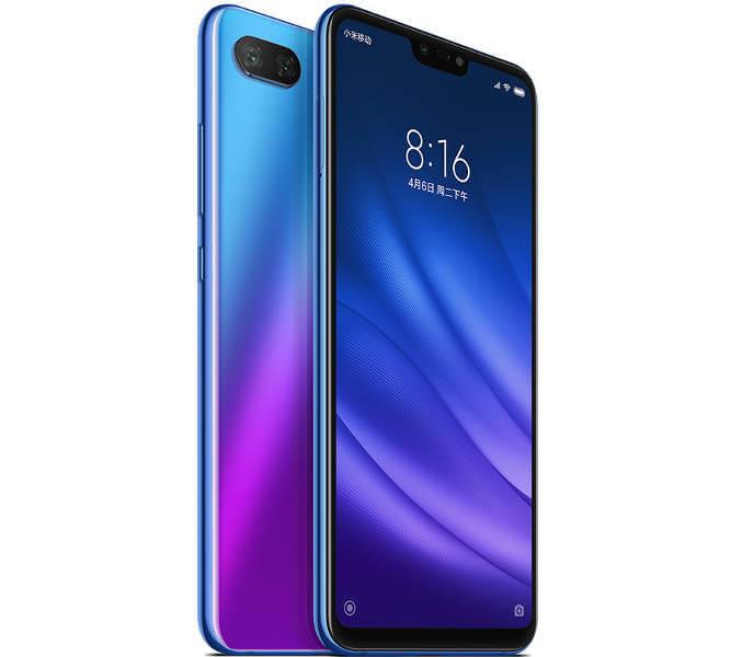 смартфон Xiaomi Mi 8 Lite характеристики