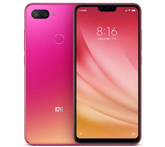 Xiaomi Mi 8 Lite сравнение