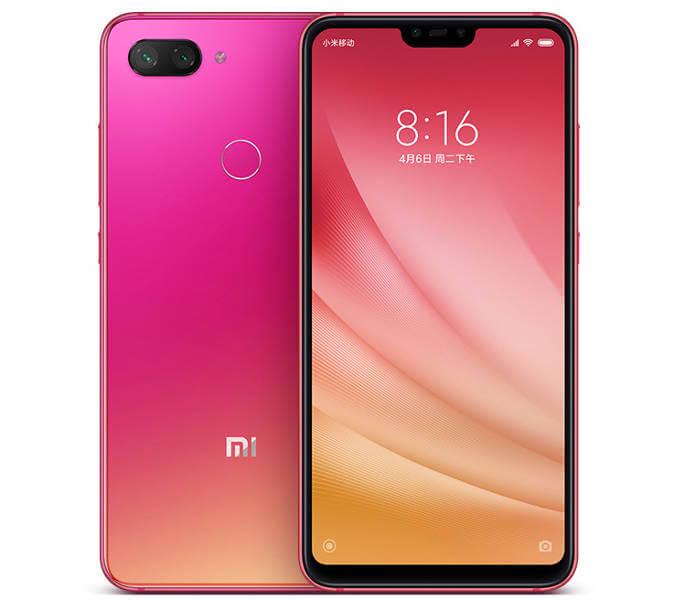 смартфон Xiaomi Mi 8 Lite
