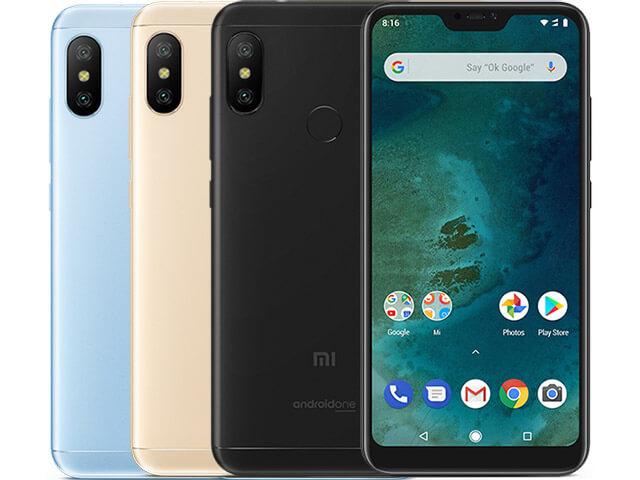 Xiaomi Mi A2 Lite сравнение