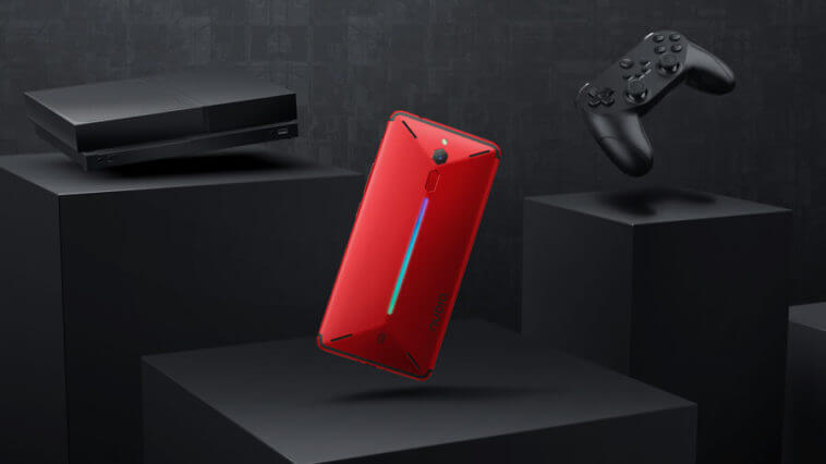 nubia Red Magic обзор