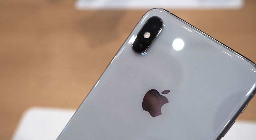 iPhone XS Max обзор камеры
