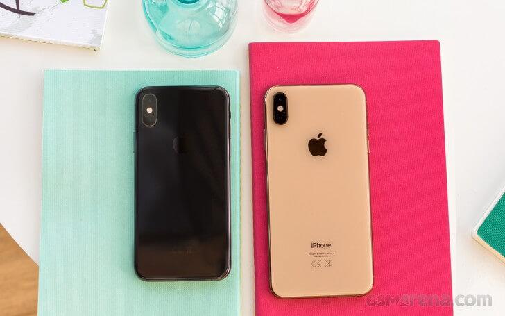 смартфон iPhone Xs Max обзор
