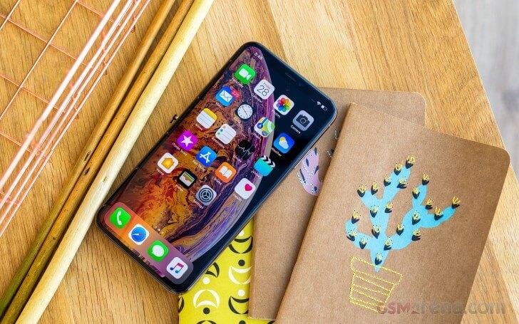 Apple iPhone Xs Max характеристики железа