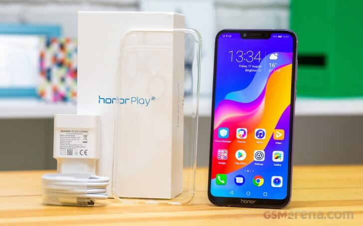 honor Play обзор