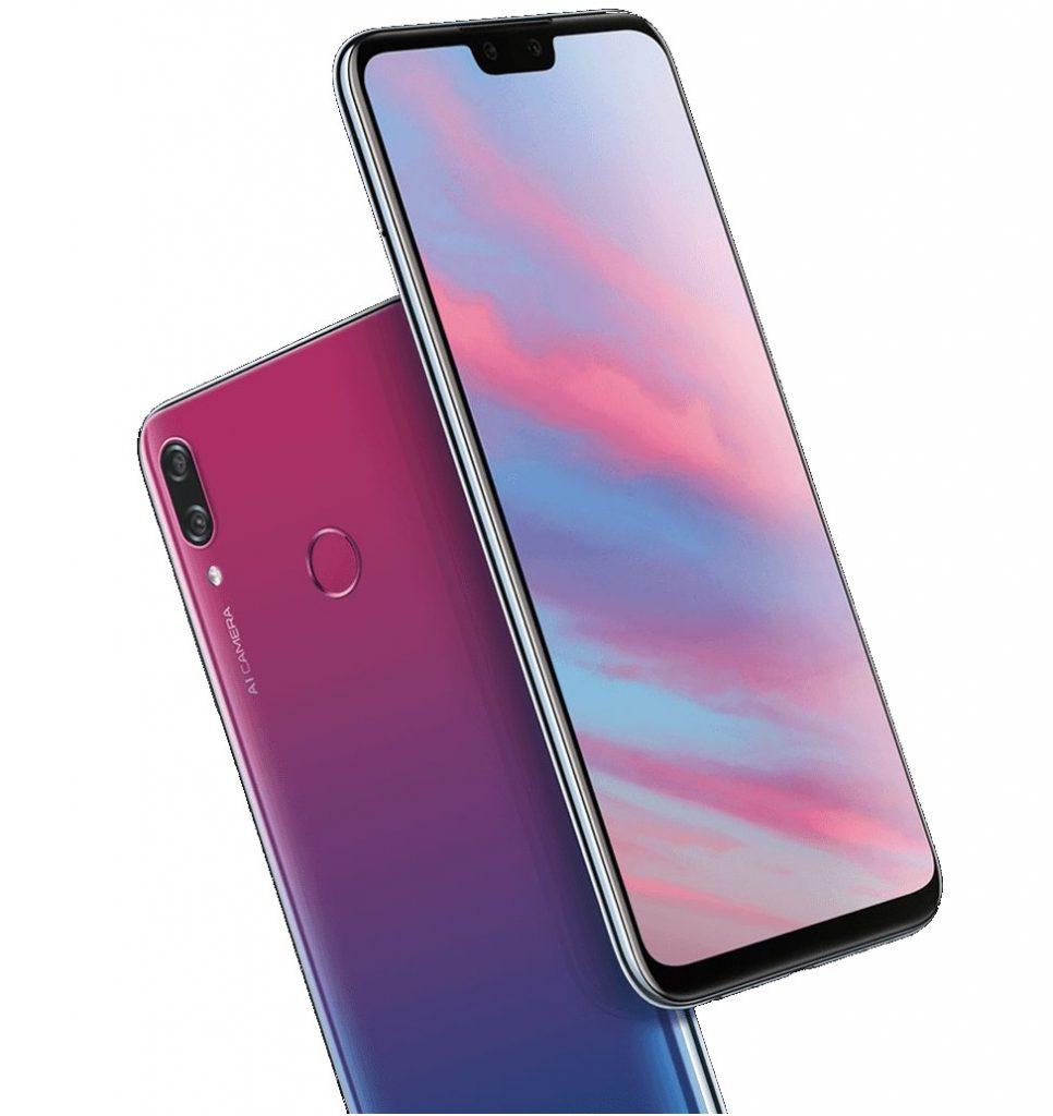 смартфон Huawei Y9 (2019) характеристики цена