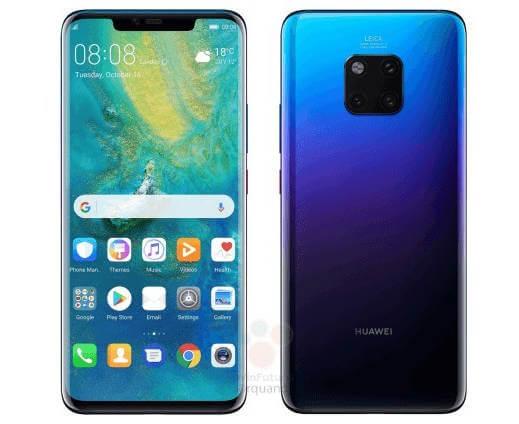Huawei Mate 20 Pro характеристики