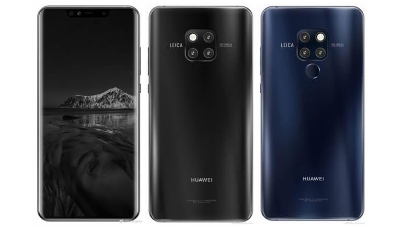 Huawei Mate 20 и Mate 20 Pr