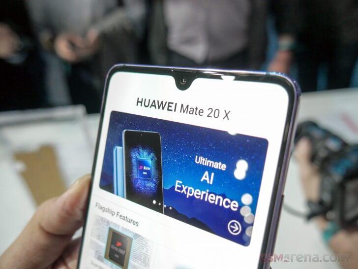 Huawei Mate 20 X характеристики цена дата выхода