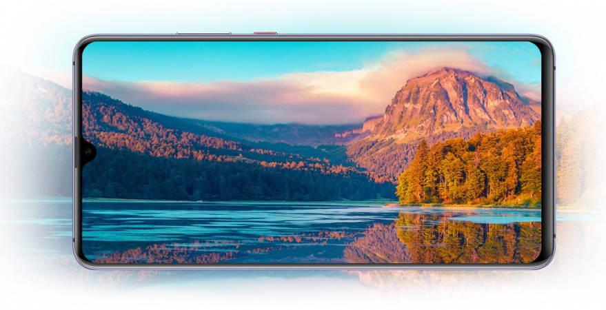 Huawei Mate 20 Pro характеристик экрана