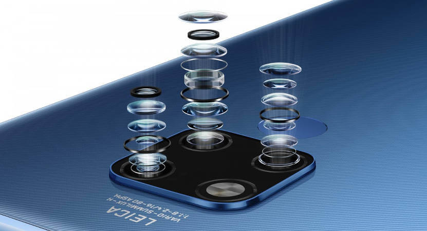 Huawei Mate 20 X камера
