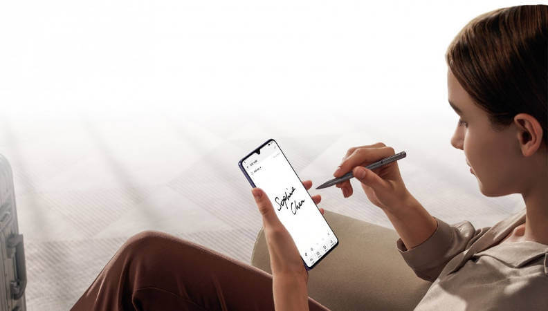Huawei Mate 20 X характеристики, стилус
