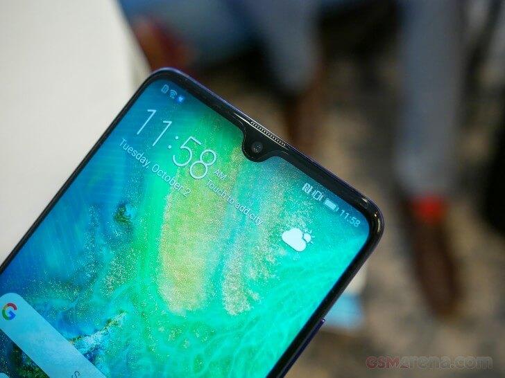 Huawei Mate 20 цена дата выхода