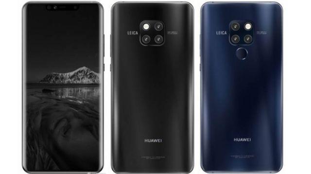 Huawei Mate 20 и Mate 20 Pro: обзор новостей и слухов