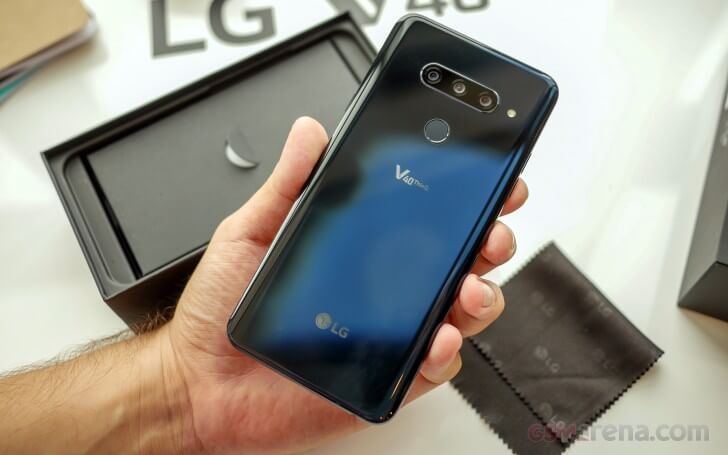 LG V40 ThinQ характеристики цена дата выхода