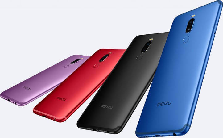 Meizu Note 8 цена характеристики