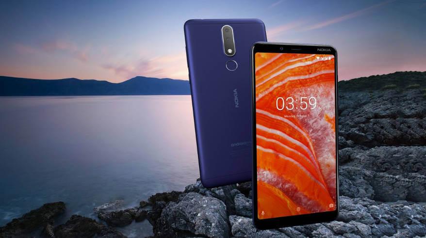 Nokia 3.1 Plus: характеристики, цена, дата выхода